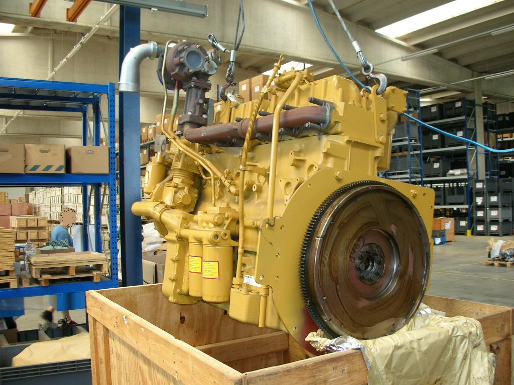 New Holland TF 78 engine Iveco aifo 8465 SRE 21 (2)