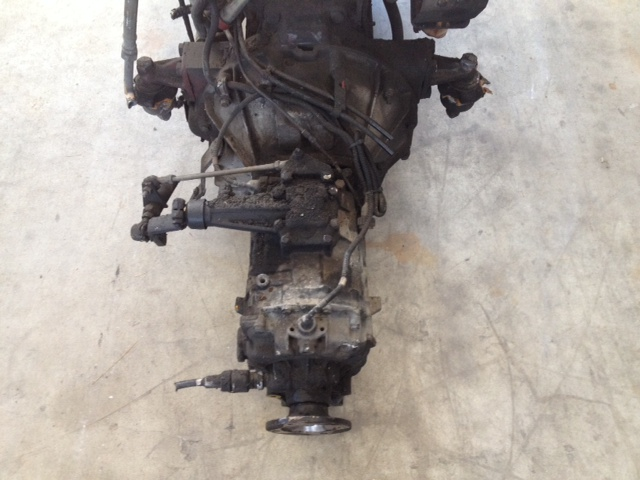cambio renault midliner s 135 ZF s 5-42 zf 1307 050 093 renault 5000673986