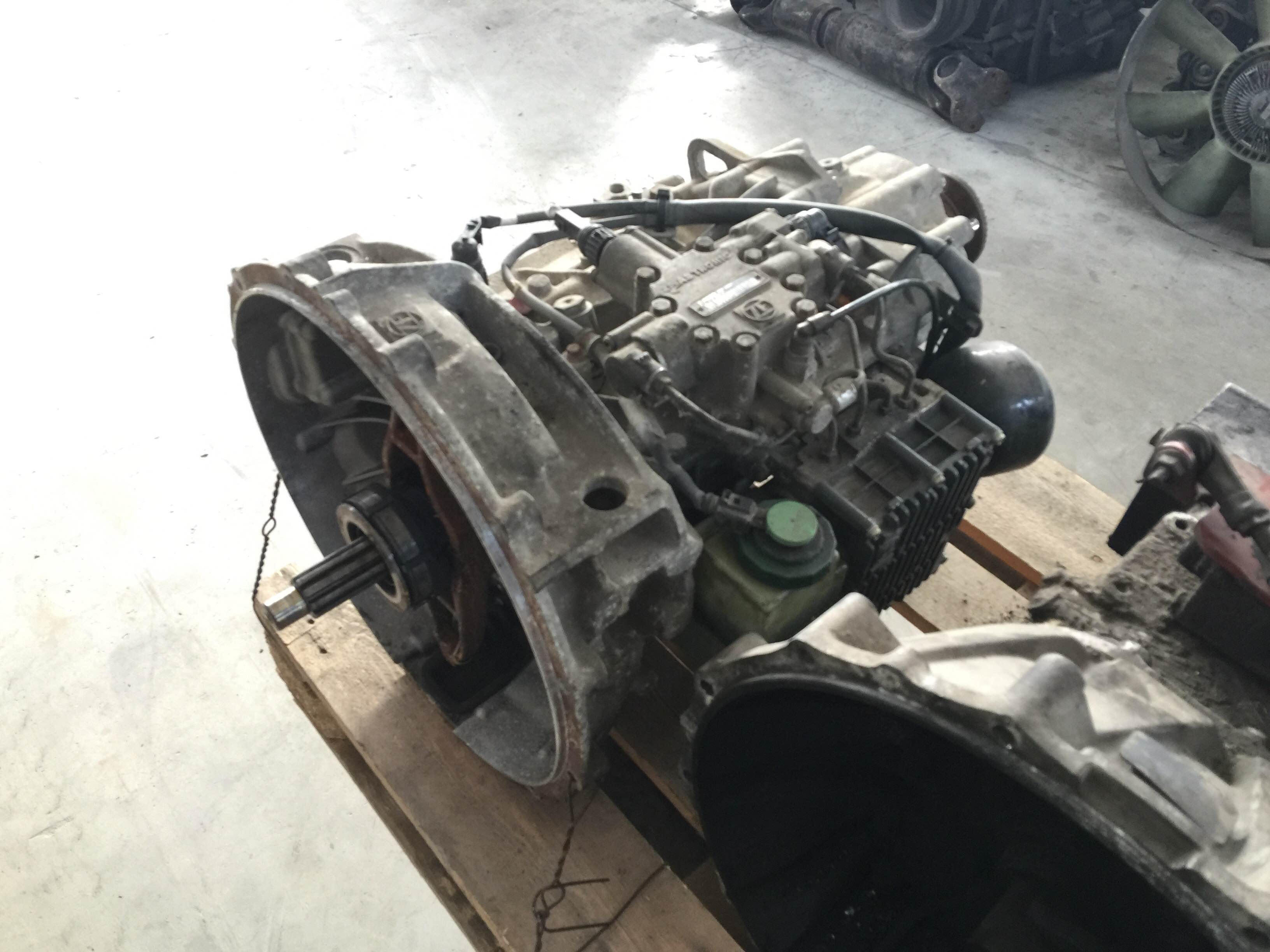 cambio zf 6 as 700 to zf 1347 061 002