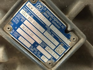 Cambio Iveco stralis 500 zf 16 s 2321 td zf 1344 050 013 (2)