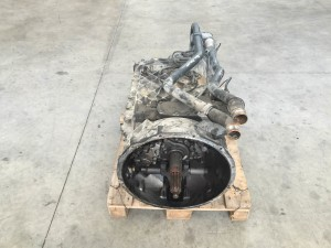 Cambio Iveco stralis 500 zf 16 s 2321 td zf 1344 050 013 (3)
