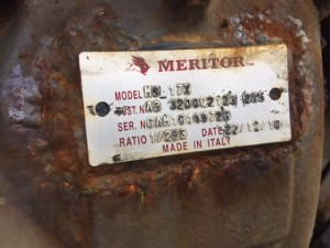 differenziale meritor ms 17x a3 3200q2123 285