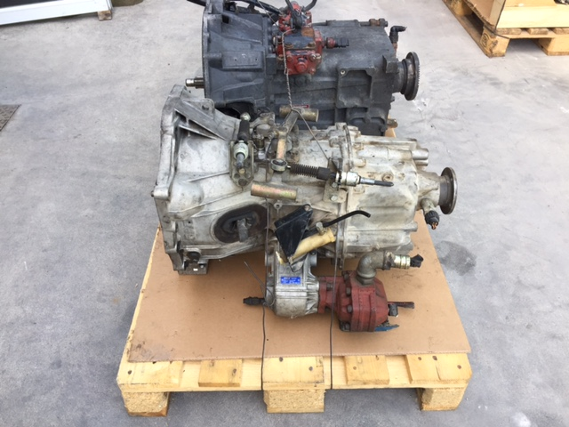 cambio iveco daily 35C13 zf 6 s 300 zf 1323 050 009 iveco 8870504